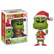 The Grinch in Santa Outfit (The Grinch) Funko Pop! Vinyl Figure