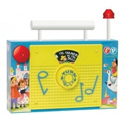 Fisher Price Childrens Classics TV Radio