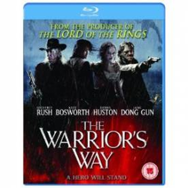 The Warriors Way Blu-Ray
