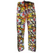The Simpsons 'Comic Strip' Loungepants X-Large One Colour