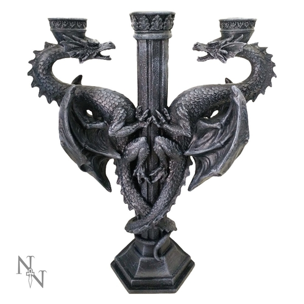 Dragon's Altar Candle Holder
