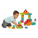 Mega Bloks Building Basics ABC Learning Train - Image 3