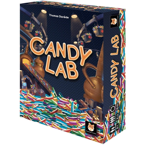 Candy Lab Board Game