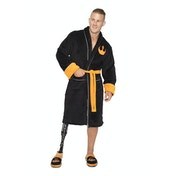 Star Wars Join The Resistance Mens Bathrobe