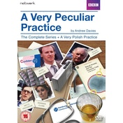 A Very Peculiar Practice - The Complete Series DVD 5-Disc Set
