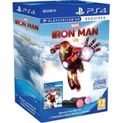 Marvel's Iron Man VR PlayStationnMove Controller Bundle (PSVR Required)