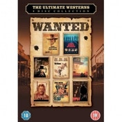 The Ultimate Westerns Collection 8 Disc Box Set DVD