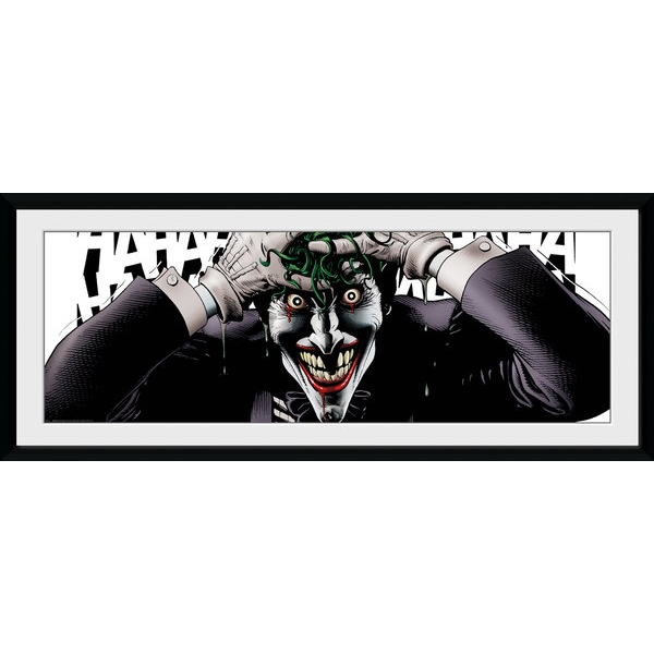 DC Comics Laughing Joker Collector Print