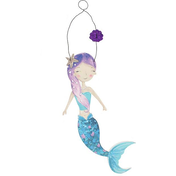 Mermaid Door Hanger