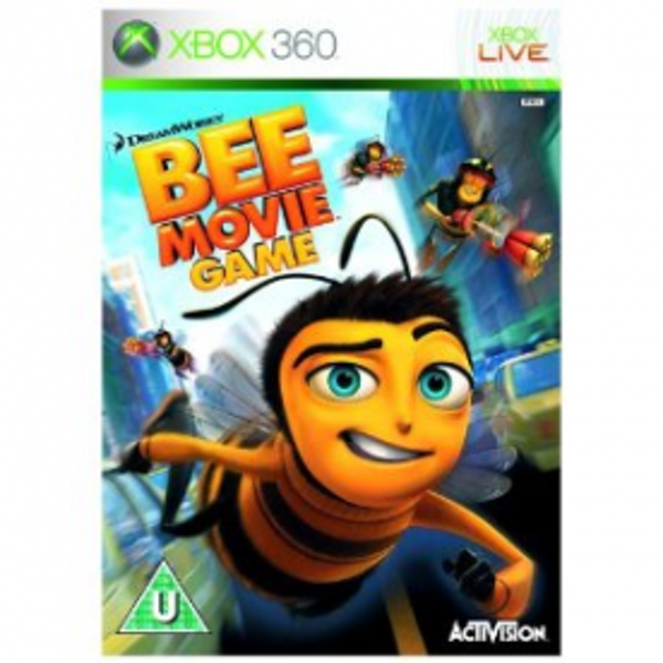Bee Movie Game Xbox 360