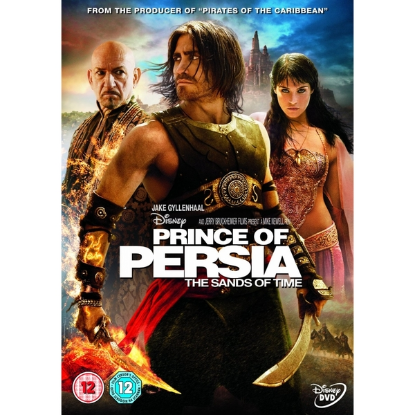 Prince Of Persia The Sands Of Time DVD