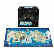 Game of Thrones: Westeros 4D Mini Jigsaw Puzzle