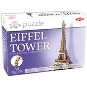 Eiffel Tower 84 Piece 3D Jigsaw Puzzle