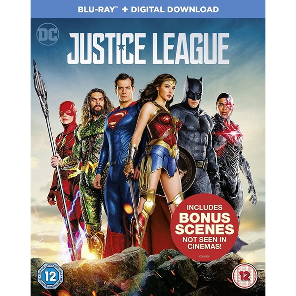 Justice League Blu-ray - Image 1