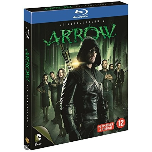 Arrow - Season 2 Blu-ray