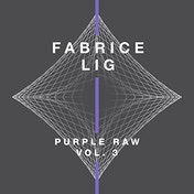 Fabrice Lig - Purple Raw Vol 3 Vinyl
