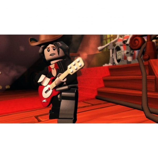 Lego Rock Band Game Xbox 360 - Image 2