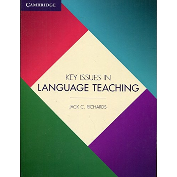 Key Issues in Language Teaching by Jack C. Richards (Paperback, 2015)