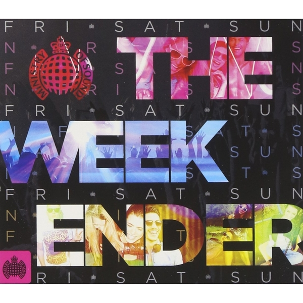 Various Artists - Ministry of Sound - The Weekender CD