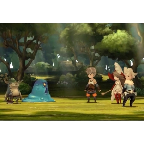 Bravely Default Game 3DS - Image 2