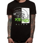 Alien Covenant - Xeno Box Men's Small T-Shirt - Black