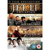 Jet Li: The Epics Collection DVD