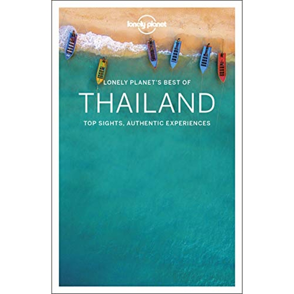 Lonely Planet Best of Thailand  Paperback / softback 2018