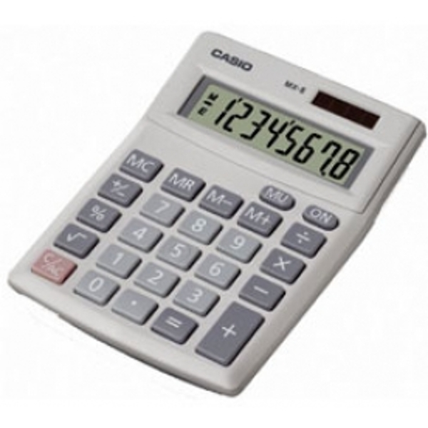 Casio MX8 Desk Top Calculator