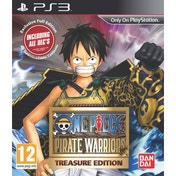 One Piece Pirate Warriors Treasure Edition PS3