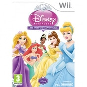 Disney Princess My Fairytale Adventure Game Wii