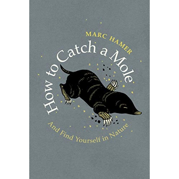 How to Catch a Mole And Find Yourself in Nature  Hardback 2019