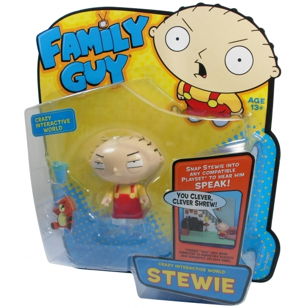 Family Guy Toys Toywiz : Family guy quot interactive stewie figure games