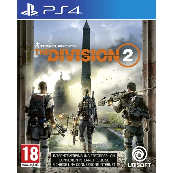 The Division 2 PS4 Game [French Version]