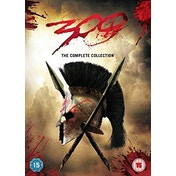 300/300 Rise Of An Empire DVD