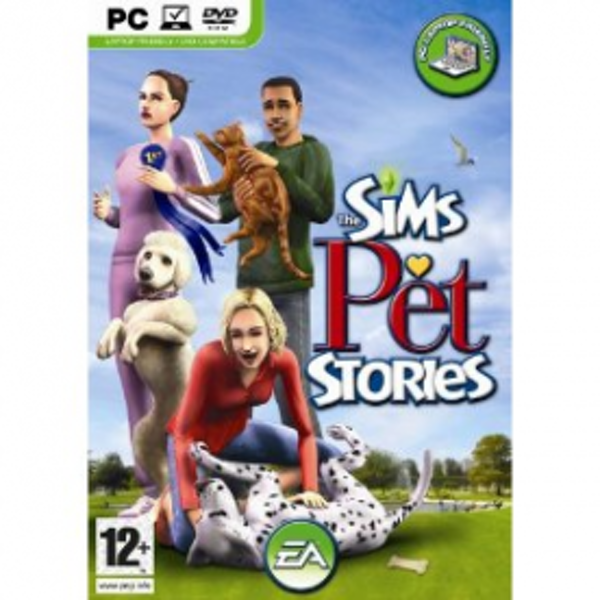 The Sims Pet Stories Game PC