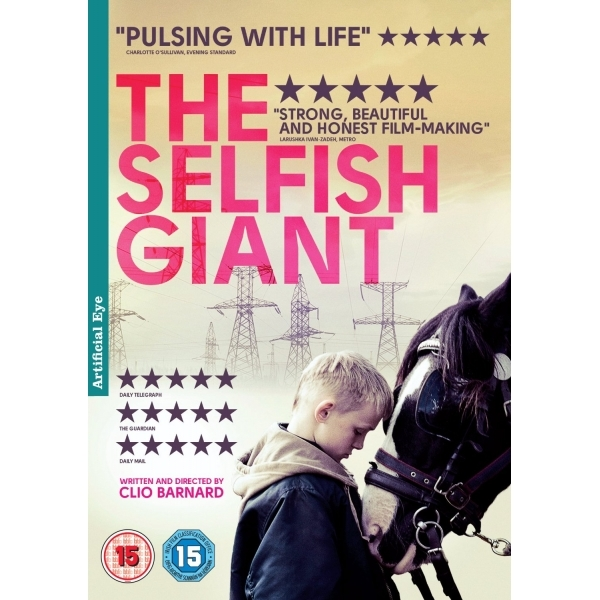 The Selfish Giant DVD
