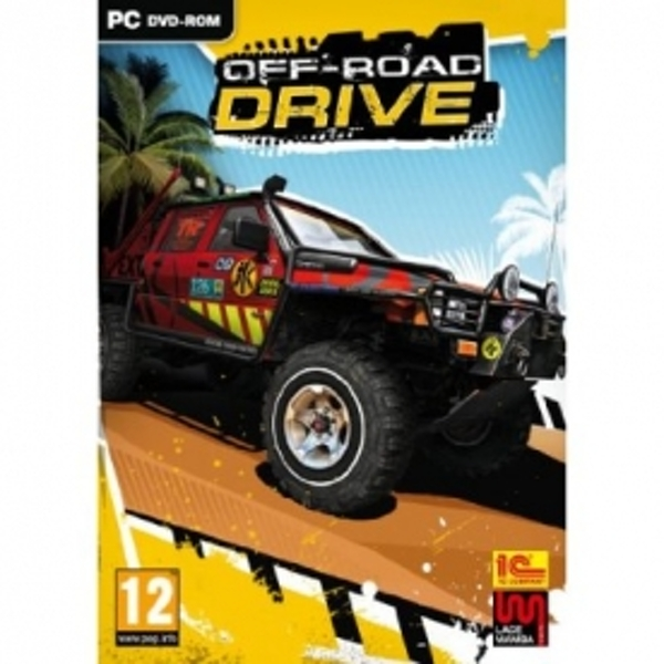 Off Road Drive Game PC
