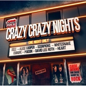 Crazy Crazy Nights CD