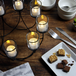 8 Tea Light Candle Holder | M&W Black - Image 4
