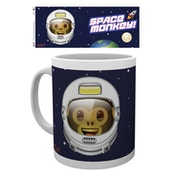 Emoji * - Space Monkey Mug