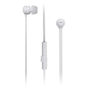 Kitsound Ribbons Bluetooth Earphones - White