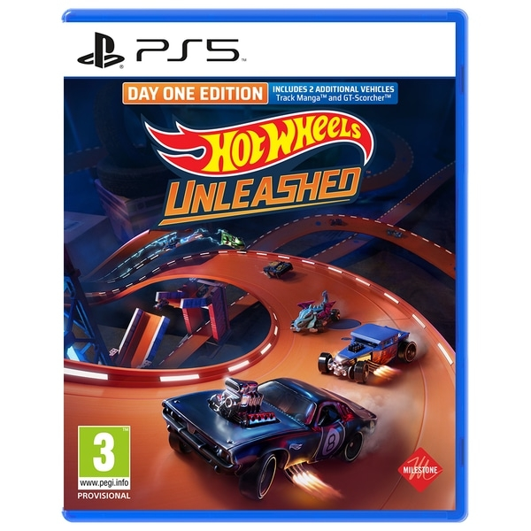 Hot Wheels Unleashed Day One Edition PS5 Game