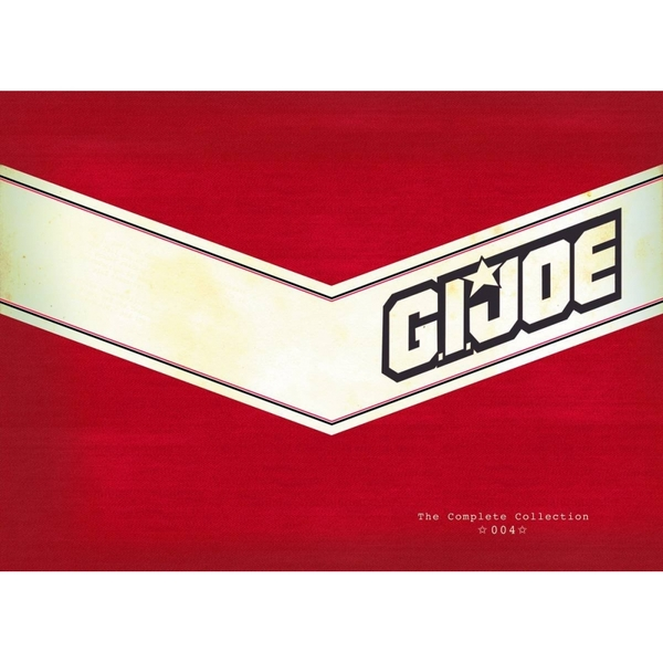 G.I JOE: The Complete Collection Volume 4