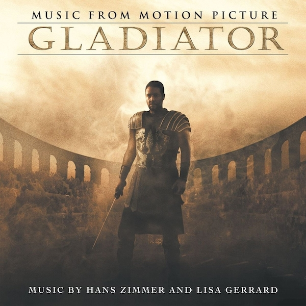 Hans Zimmer And Lisa Gerrard ‎– Gladiator (Music From The Motion Picture) Vinyl