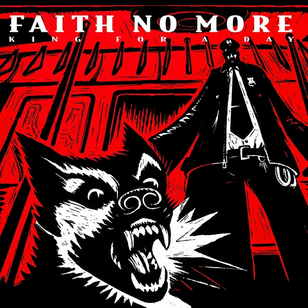 Faith No More - King For A Day Fool For A Lifetime Vinyl