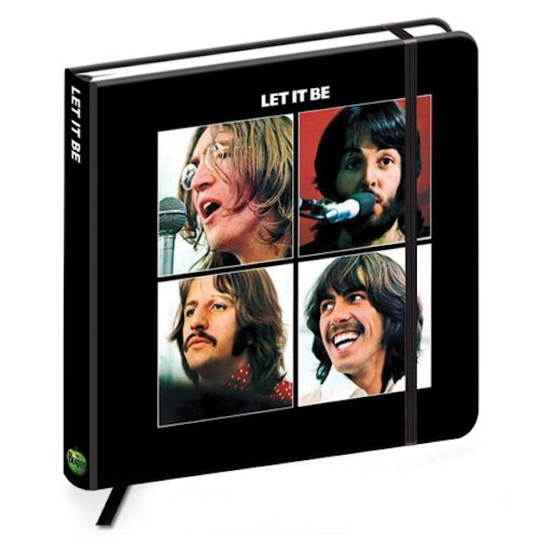 The Beatles - Let it Be Notebook