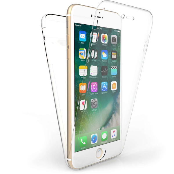 Compare prices with Phone Retailers Comaprison to buy a Apple iPhone 7 Plus Full Body 360 TPU Gel Case