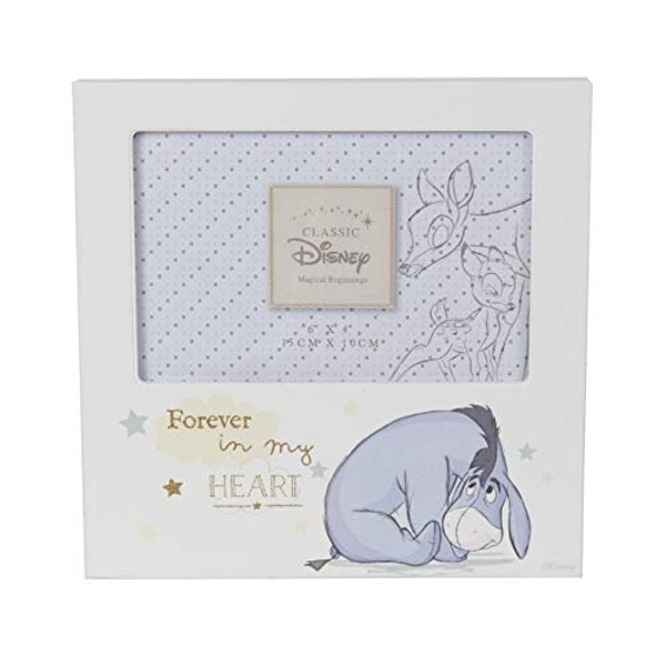"4"" x 6"" - Disney Magical Beginnings Frame - Eeyore"