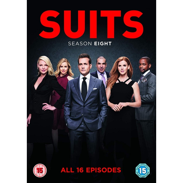 Suits - Season 8 DVD