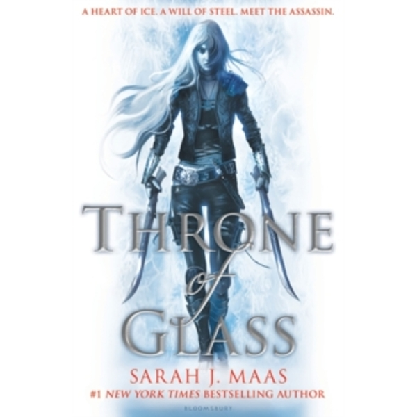 Throne of Glass by Sarah J. Maas (Paperback, 2012)